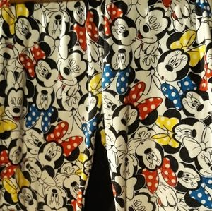 Minnie Mouse Disney Pants